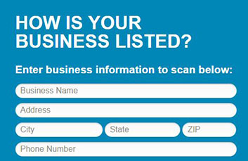 how is your business listed?