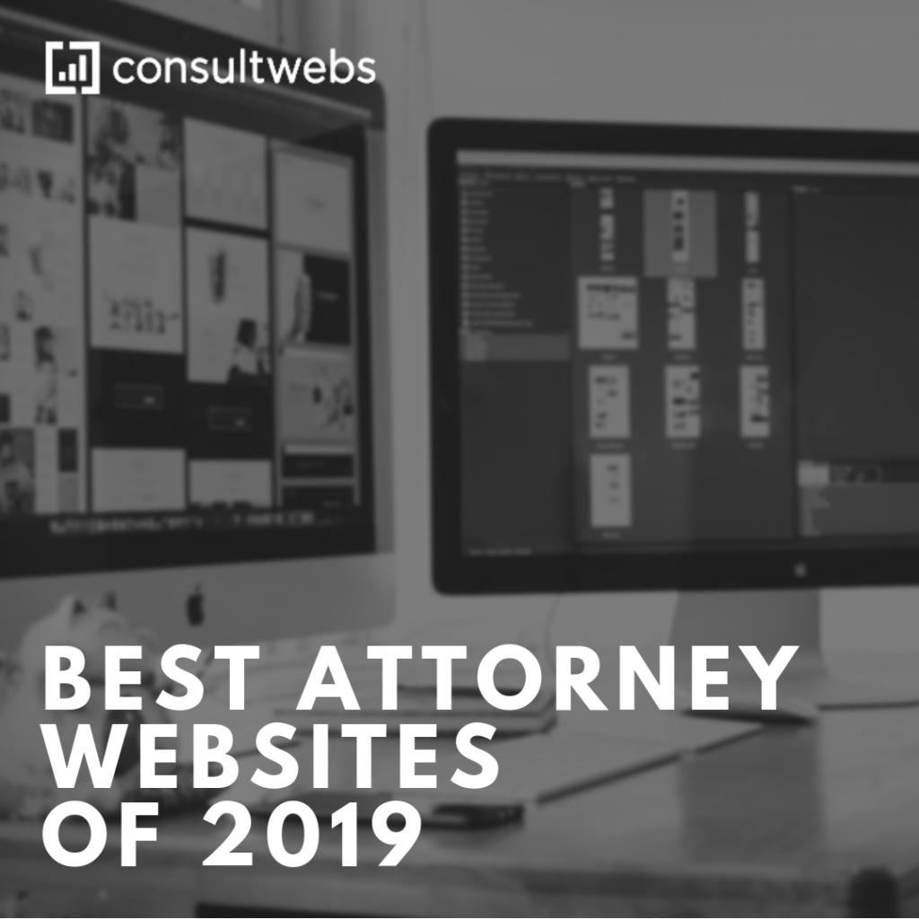 best attorney websites of 2019