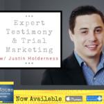expert testimony & trial marketing
