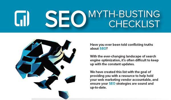 seo myth busting checklist