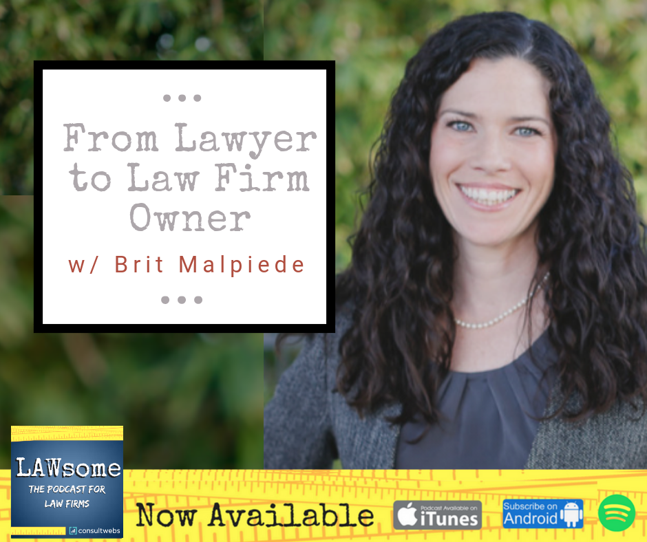 from lawyer to law firm owner