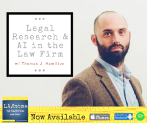 legal research & ai in the law firm