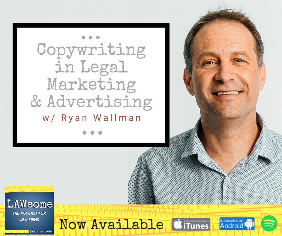 copywriting in legal marketing and advertising