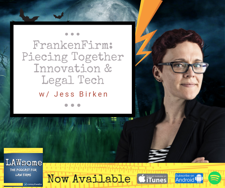 frankenfirm: piecing together innovation & legal tech