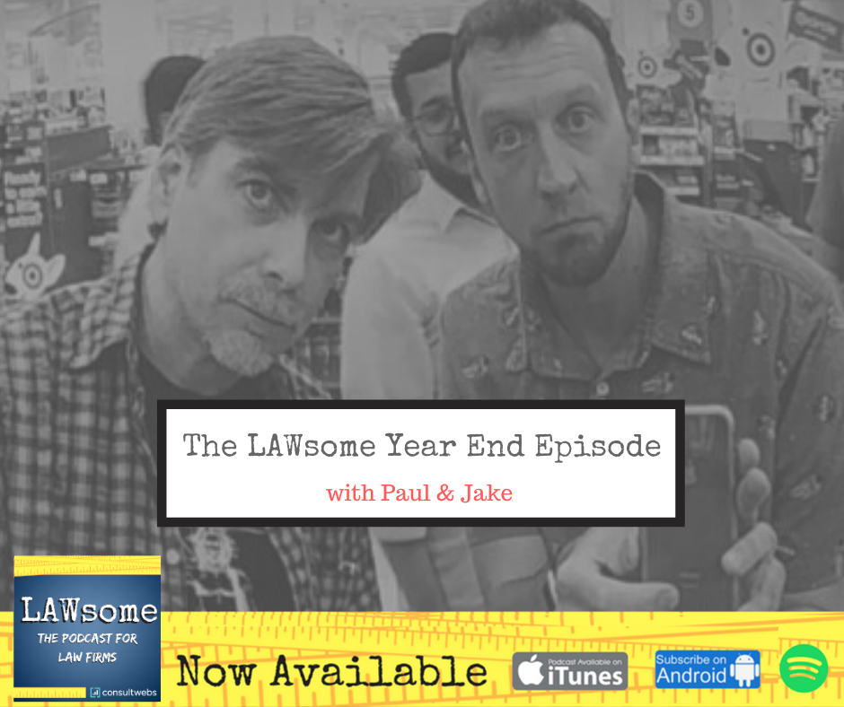 the lawsome year end episode