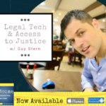 legal tech and access to justice