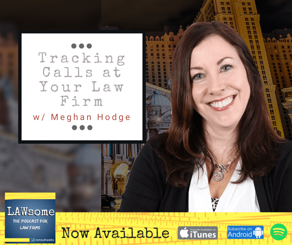 tracking calls at your law firm