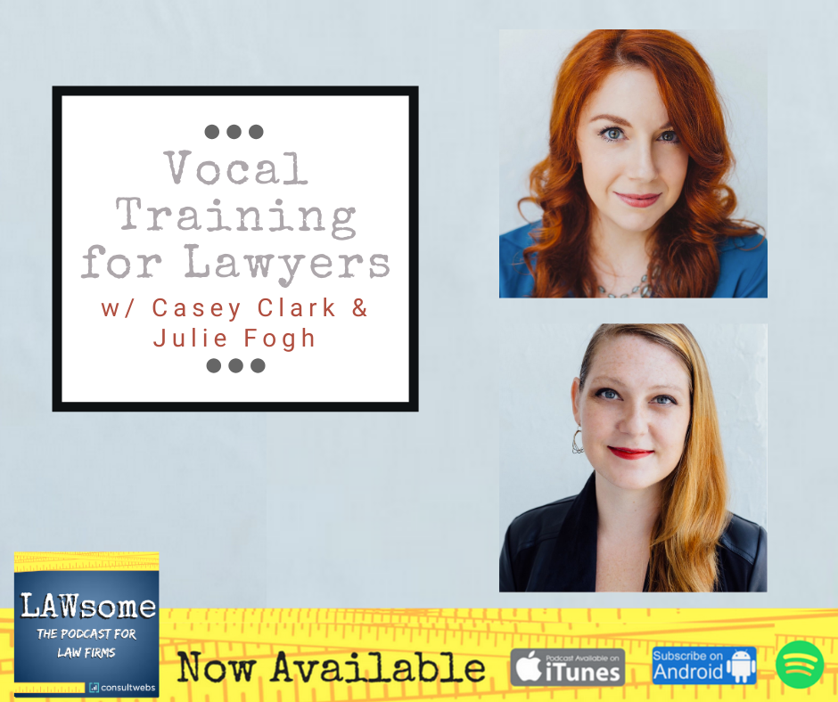 vocal training for lawyers
