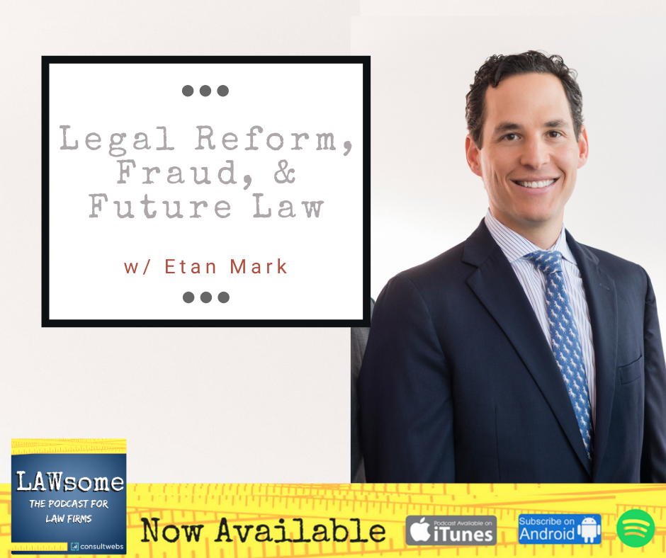 legal reform, fraud, and future law