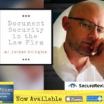 document security in the law firm