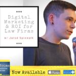 digital marketing & RIO for law firms