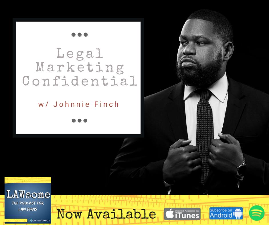 legal marketing confidential
