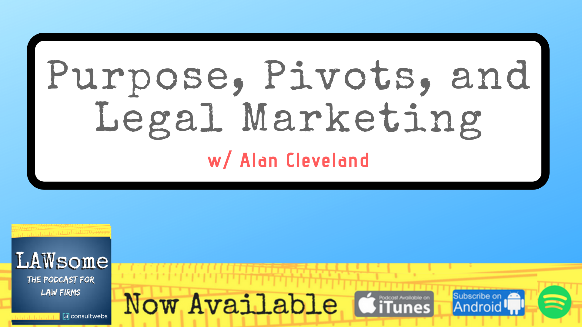 purpose pivots and legal marketing