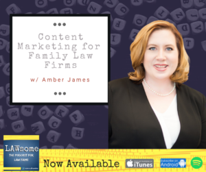 content marketing for family law firms
