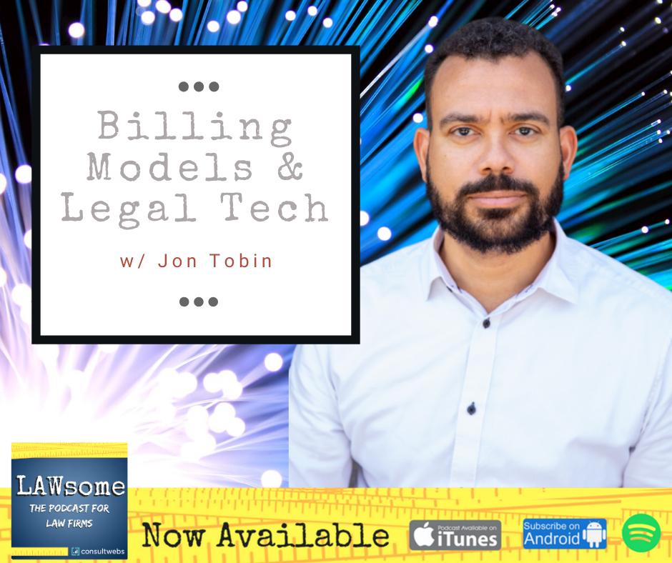 billing models and legal tech