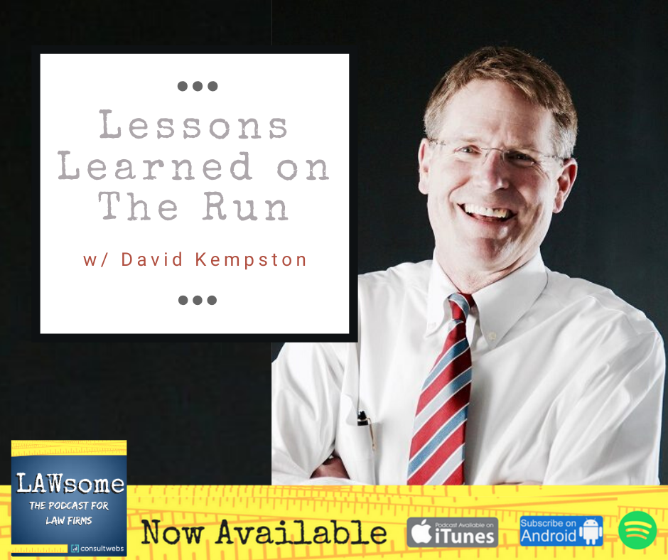 lessons learned on the run