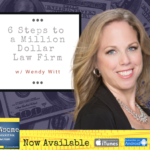 6 steps to a million dollar law firm
