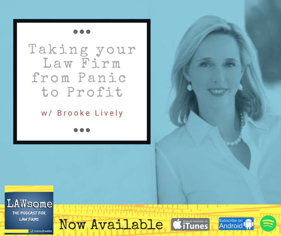 taking your law firm from panic to profit