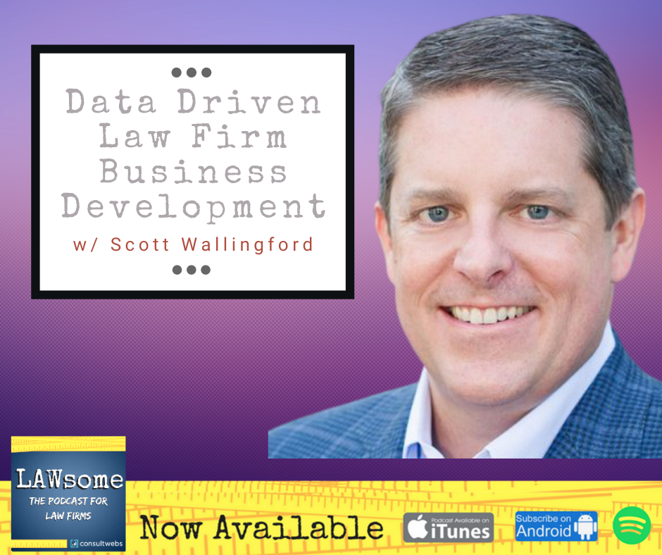 data driven law firm business development