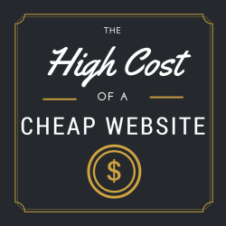 A Cheap Website Could Cost Your Firm Millions of Dollars