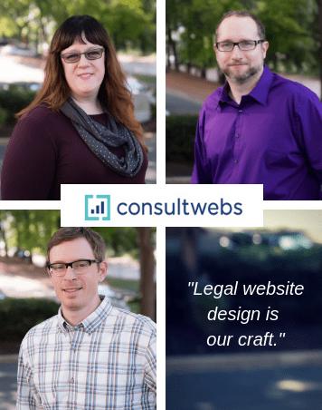 Consultwebs legal website design