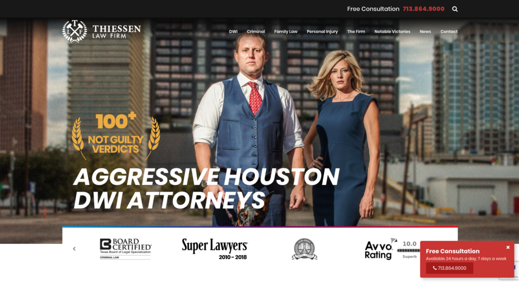 Thiessen Law Firm