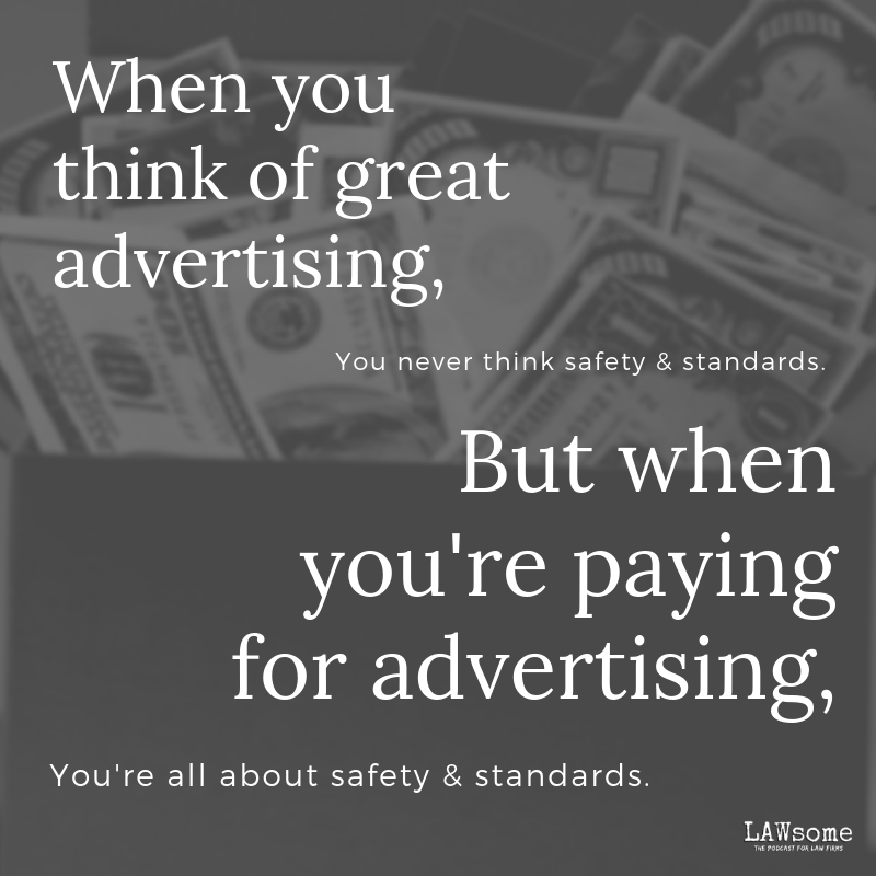 When you think of great advertising