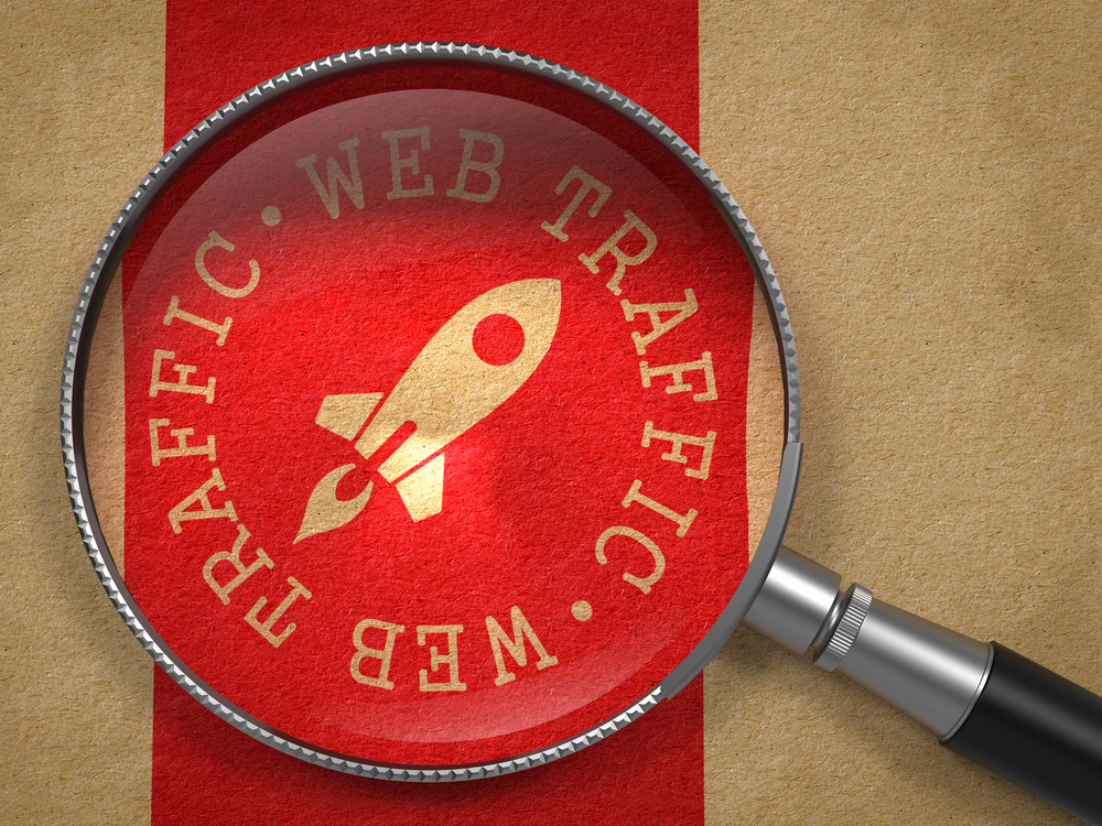 boost holiday web traffic