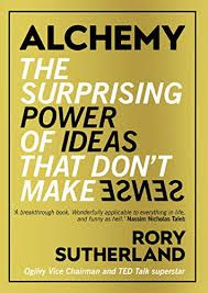 Rory Sutherland - the surprising power of ideas that don't make sense