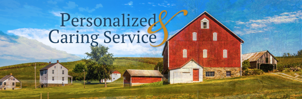 personalized caring service