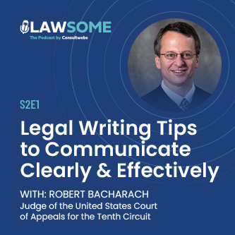 legal writing tips to communicate clearly & effectively