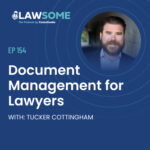 document management for lawyers