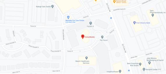 Consultwebs location image