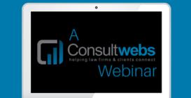 a consultwebs webinar logo