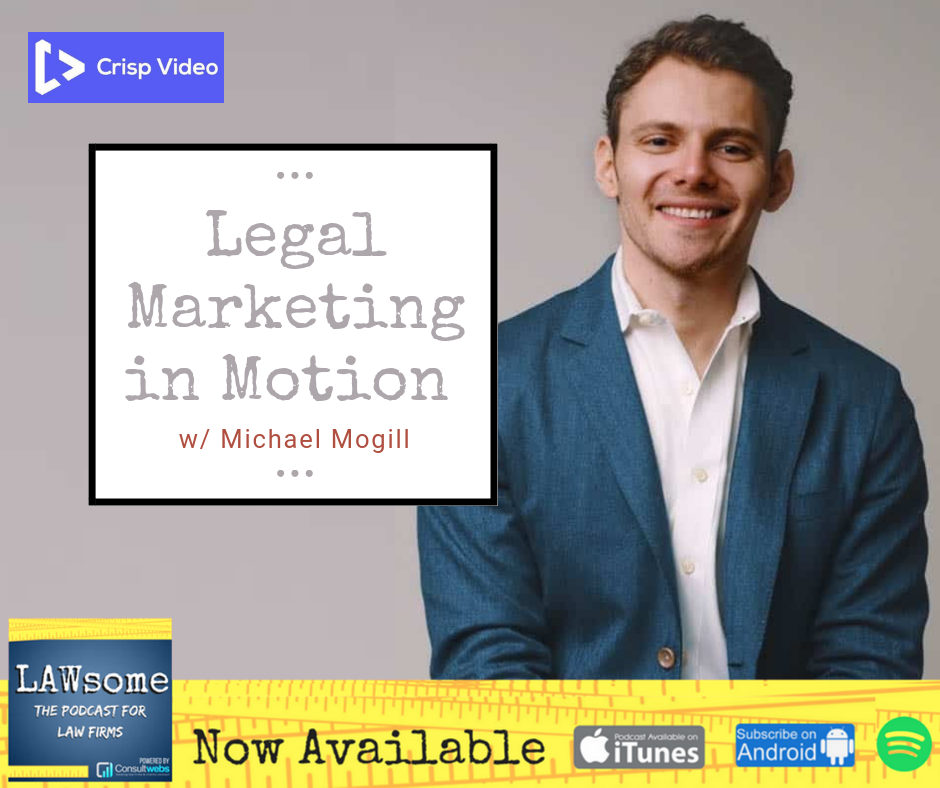 legal marketing in motion