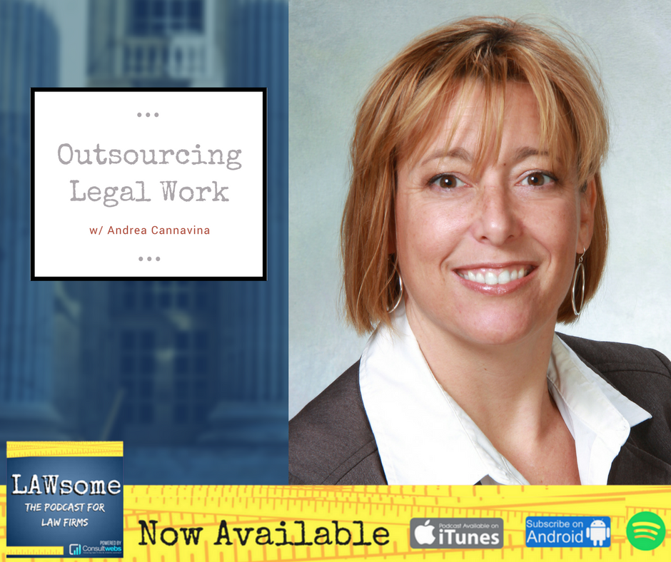 outsourcing legal work