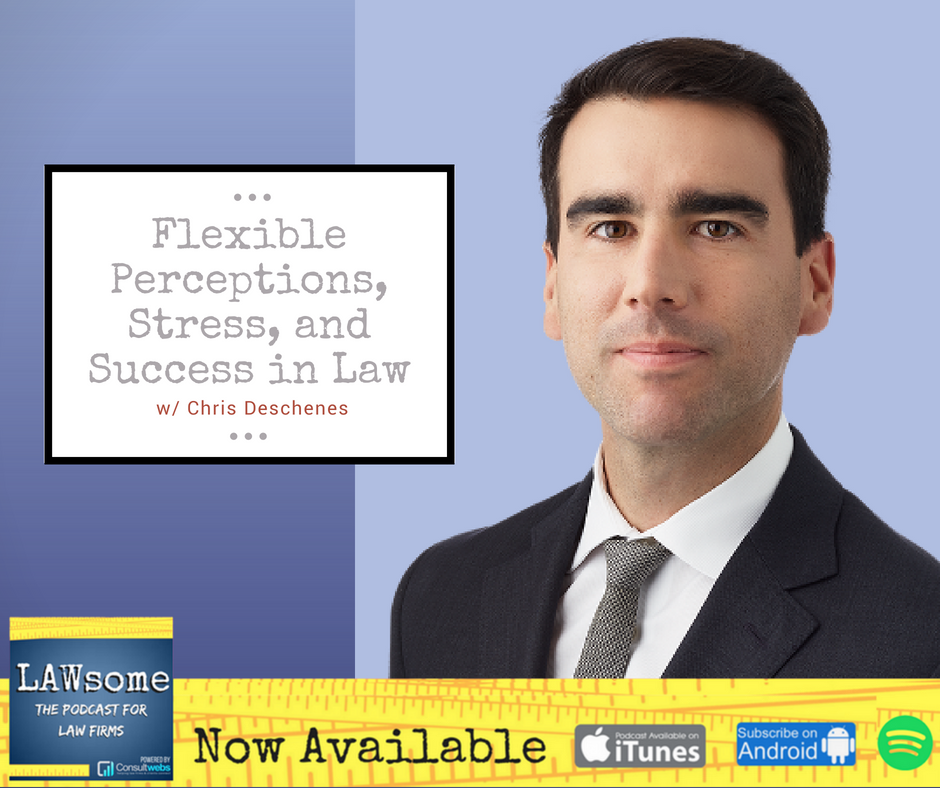 flexible perceptions, stress, and success in law