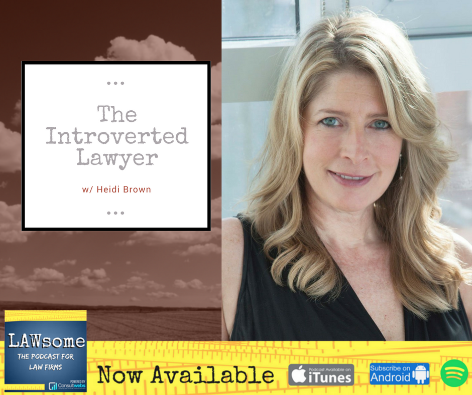 the introverted lawyer