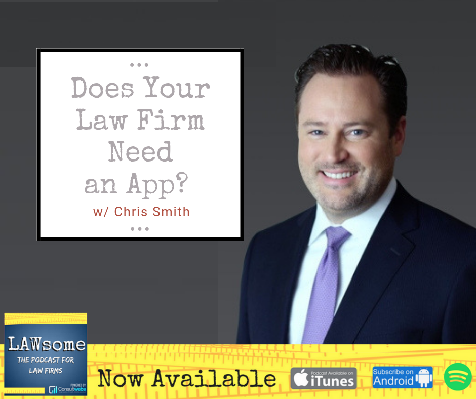 does your law firm need an app?