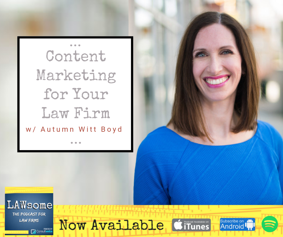 content marketing for your law firm