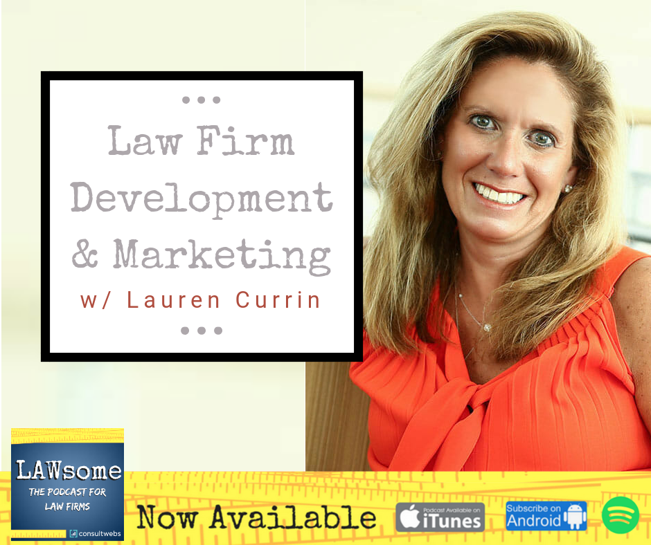 law firm development and marketing