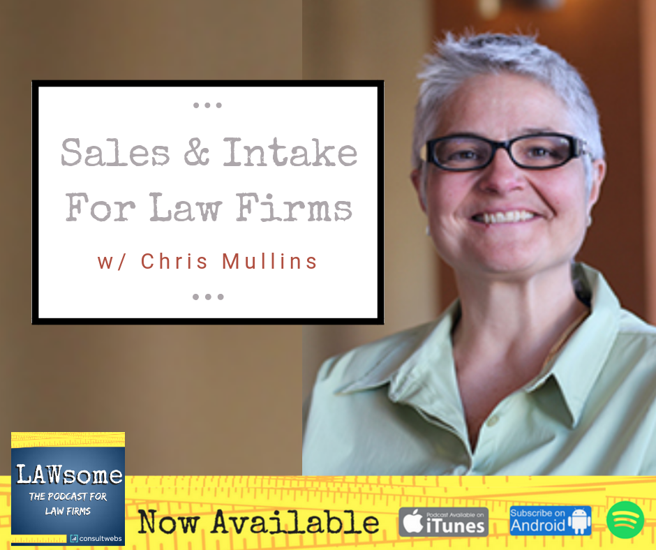sales & intake for law firms