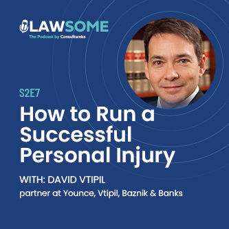 How to Run a Successful Personal Injury Law Firm in Today's Market Image