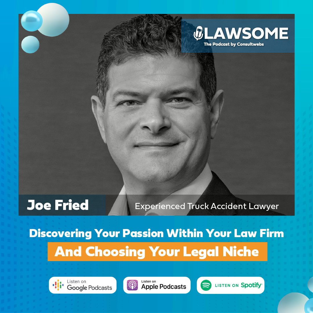Discover Your Passion Within your Law Firm and Choosing your Legal Niche Image